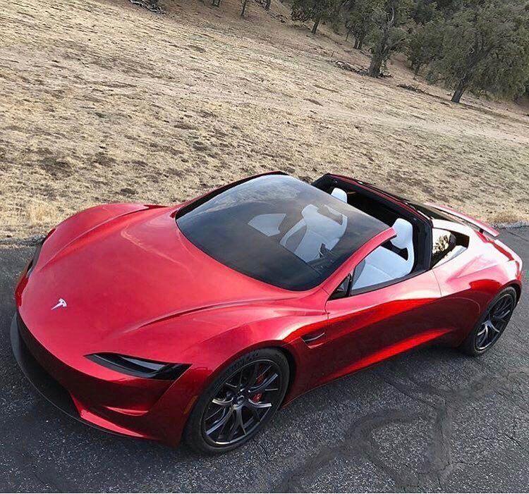 Tesla Roadster. Yes or No?
