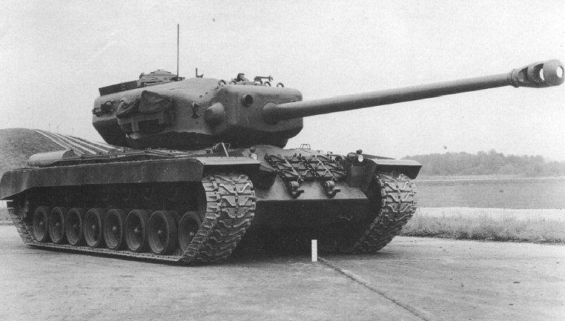US Heavy Tanks of WWII - Kitty Killers -  com unity Forums