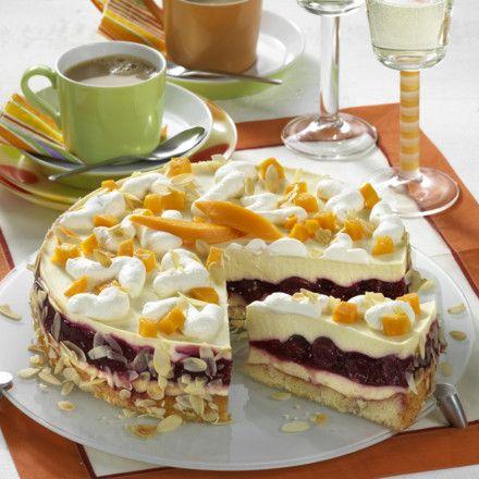 prosecco frucht torte rezept backen kuchen lecker und kuchen rezepte. Black Bedroom Furniture Sets. Home Design Ideas