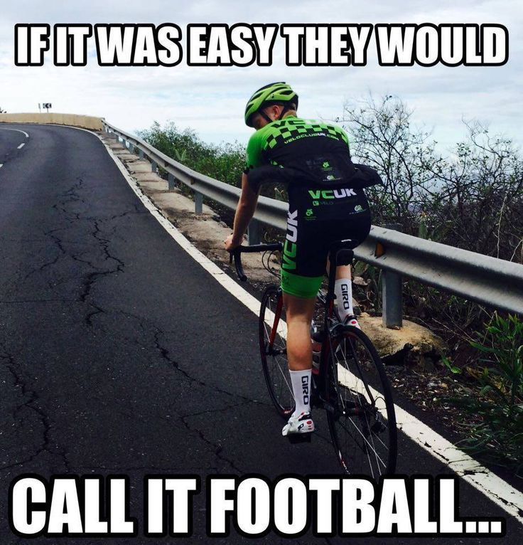 Cycling Rules Football Is Just A Game Cycling Quotes Cycling