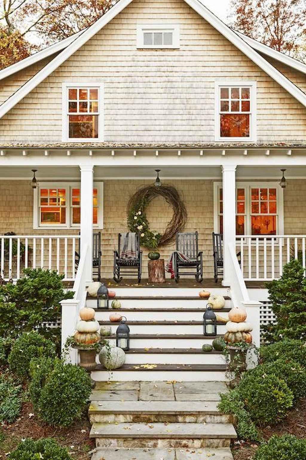 farmhouse fall porch decor