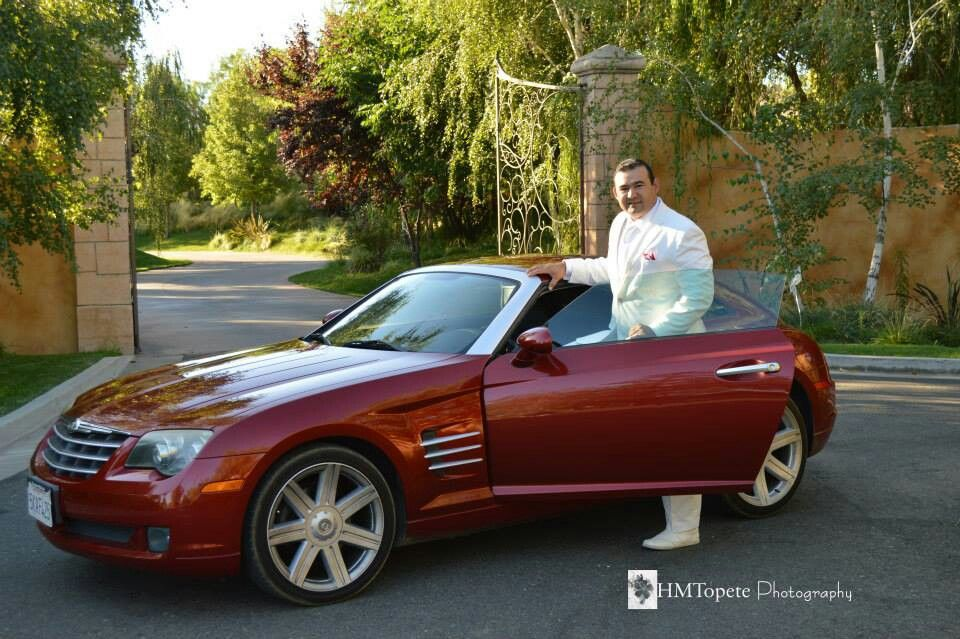 Chrysler Crossfire A German Engineering Design By Mercedes Benz. This Car  Is A Mercedes Sports