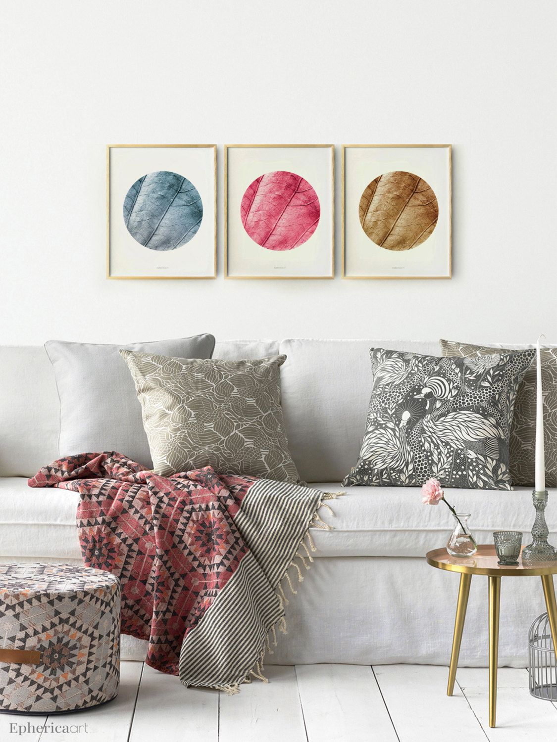 Nature art collection, Printable wall posters, Living room prints ...