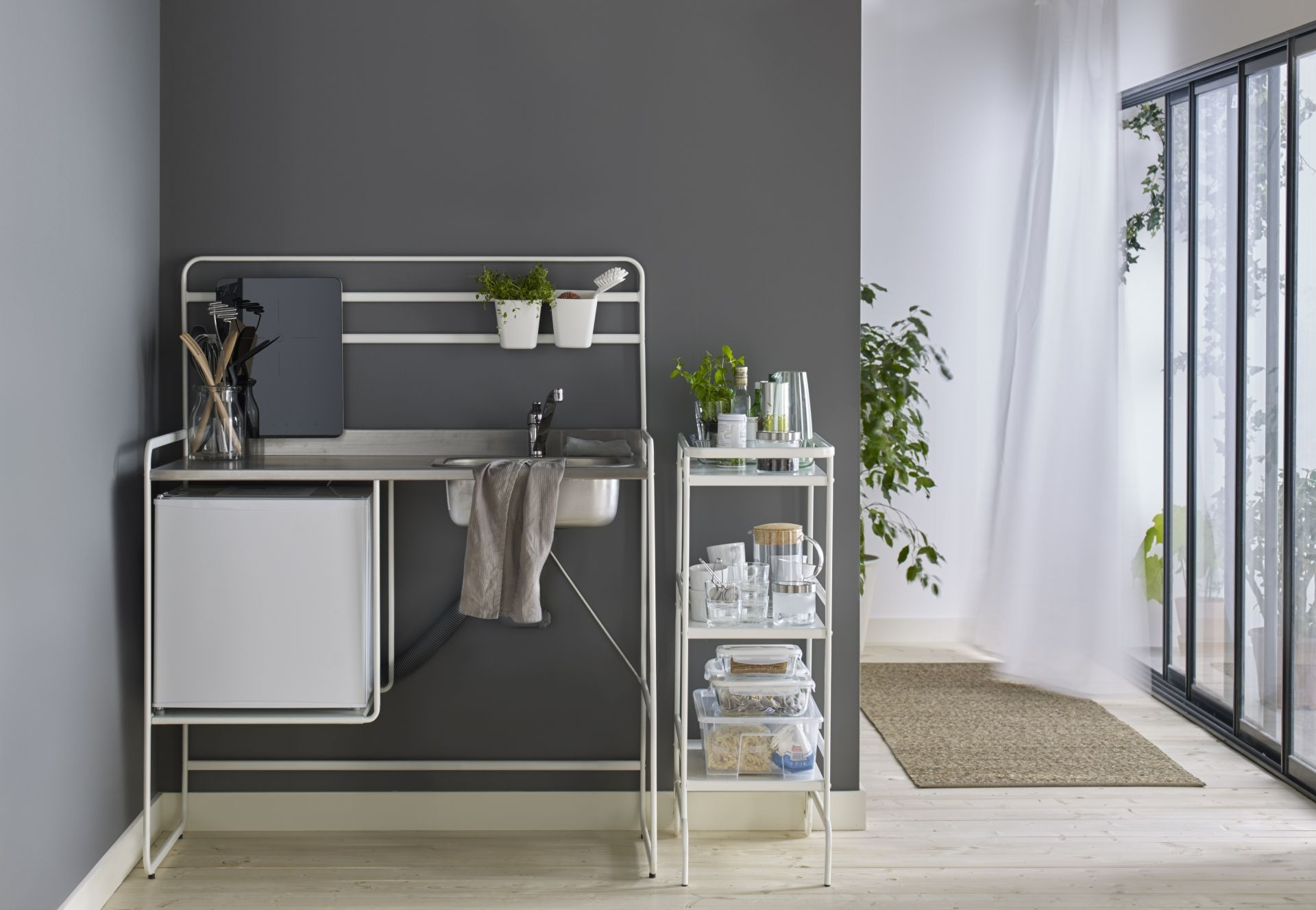 SUNNERSTA Kitchenette | IKEA catalogus 2017 | Pinterest | Cucine ...