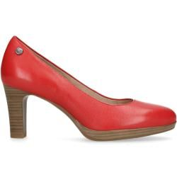 Photo of Red leather pumps (36,37,38,39,40,41,42) Manfieldschuhe.de