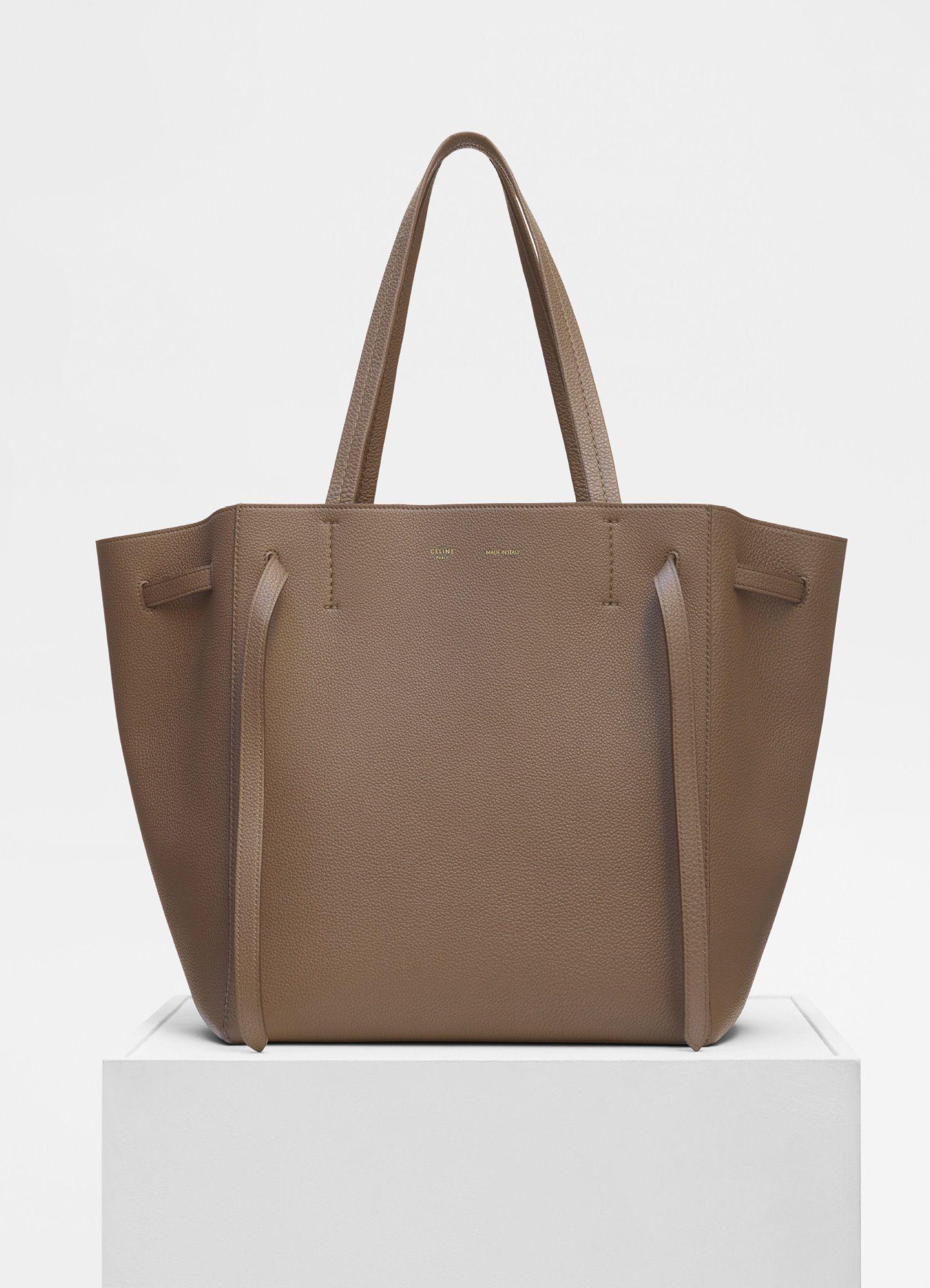 5c1904caa57 ... best cheap f6bb3 44831 Small Cabas Phantom in soft grained calfskin -  Handbags CÉLINE ...