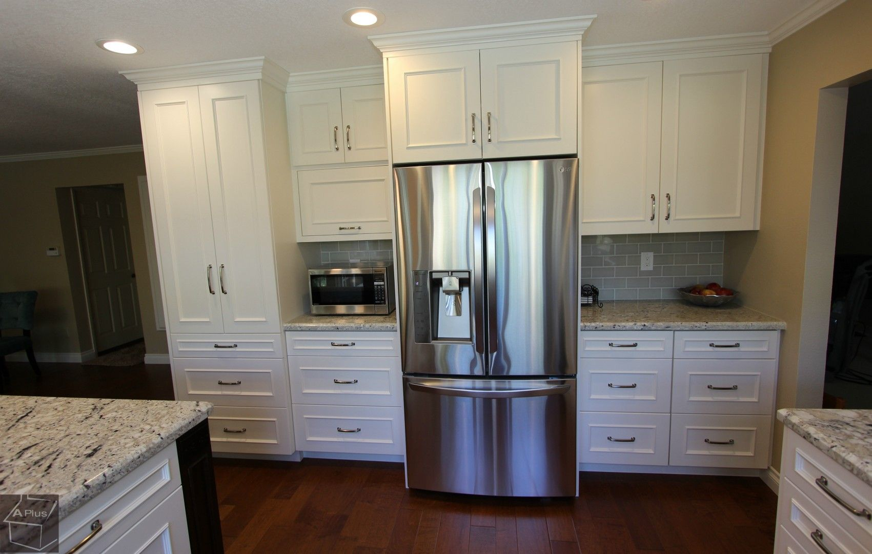 kitchen cabinet covered freeze beautifully | 80 - irvine - kitchen