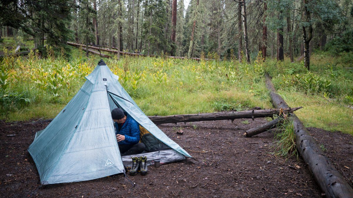 Tents & Why an Ultralight Tent Should Be Considered Essential Bike Gear ...