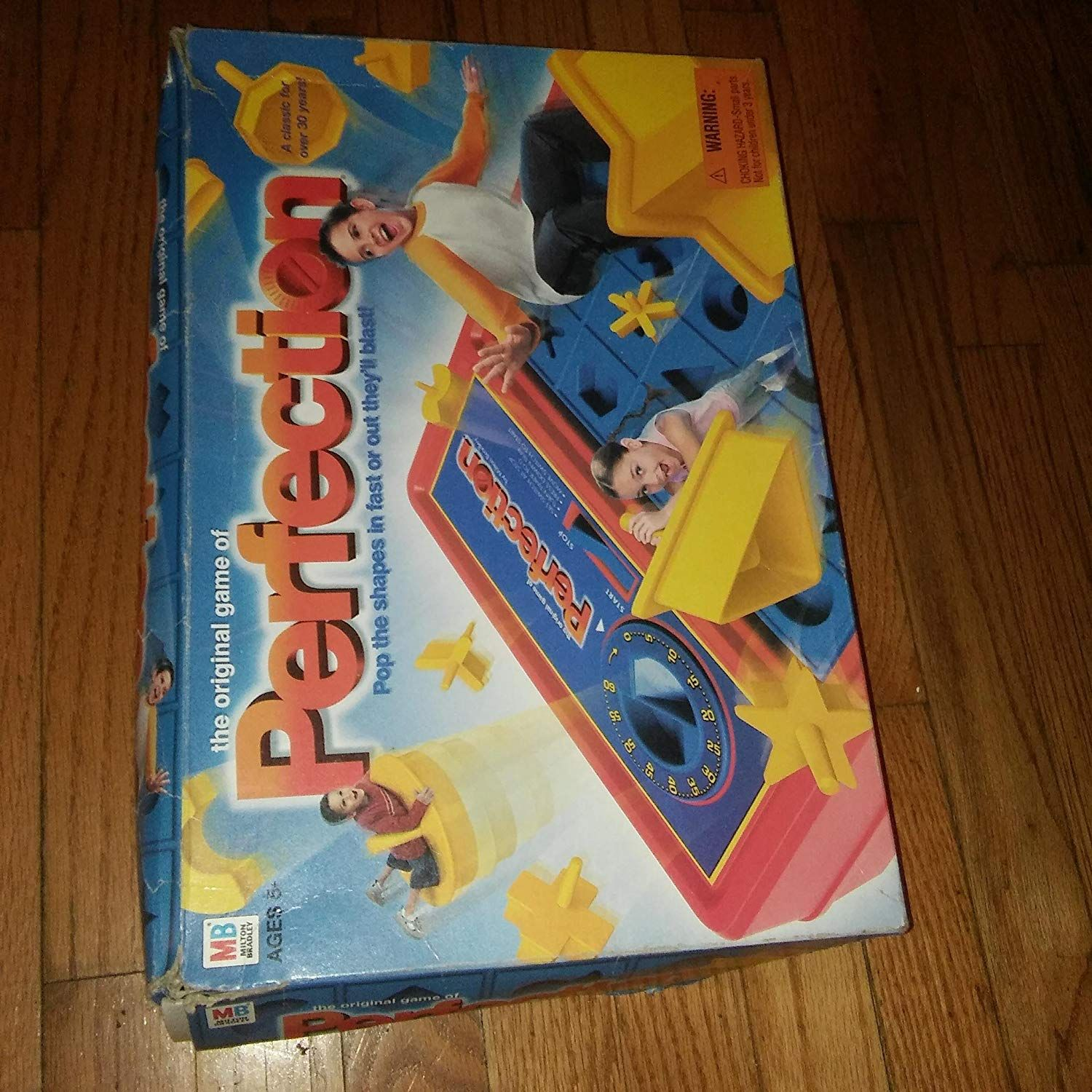 Perfection Board Game 2003 Edition *** See this terrific