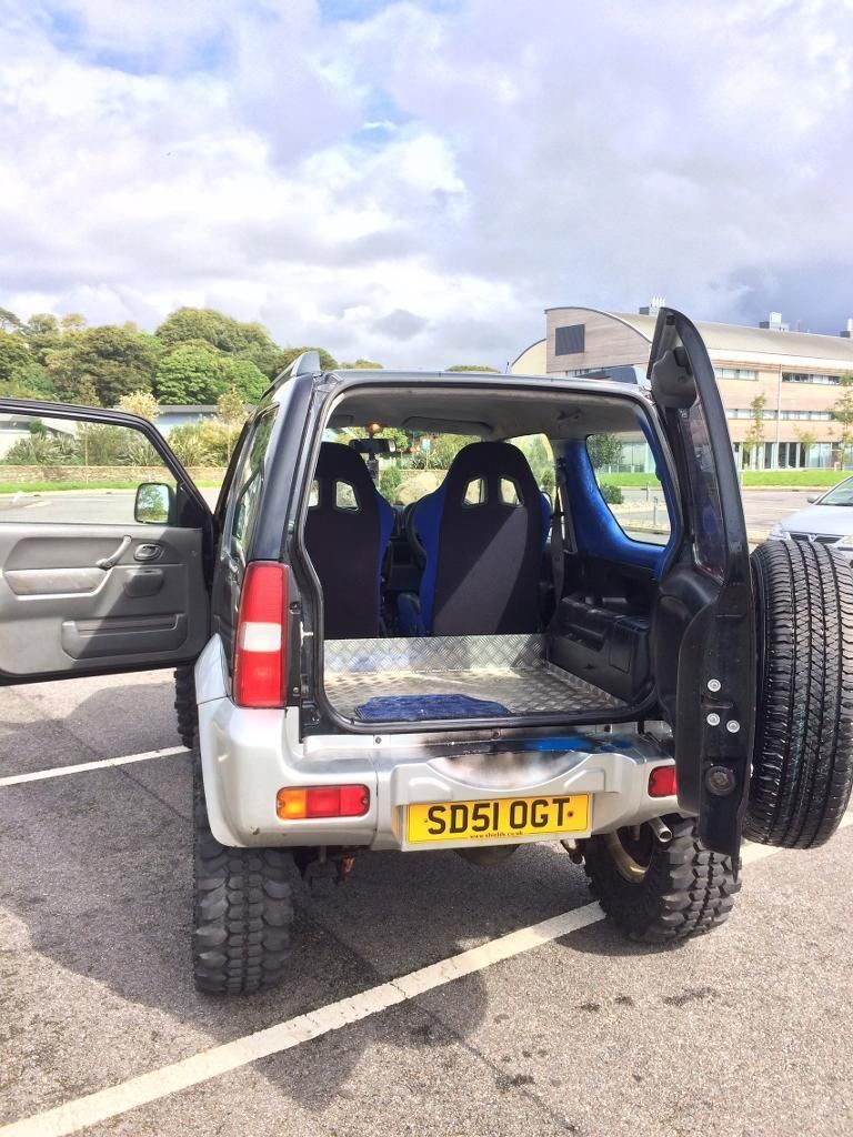 For Sale Suzuki Jimny Mini Monster Truck In Oban Argyll And