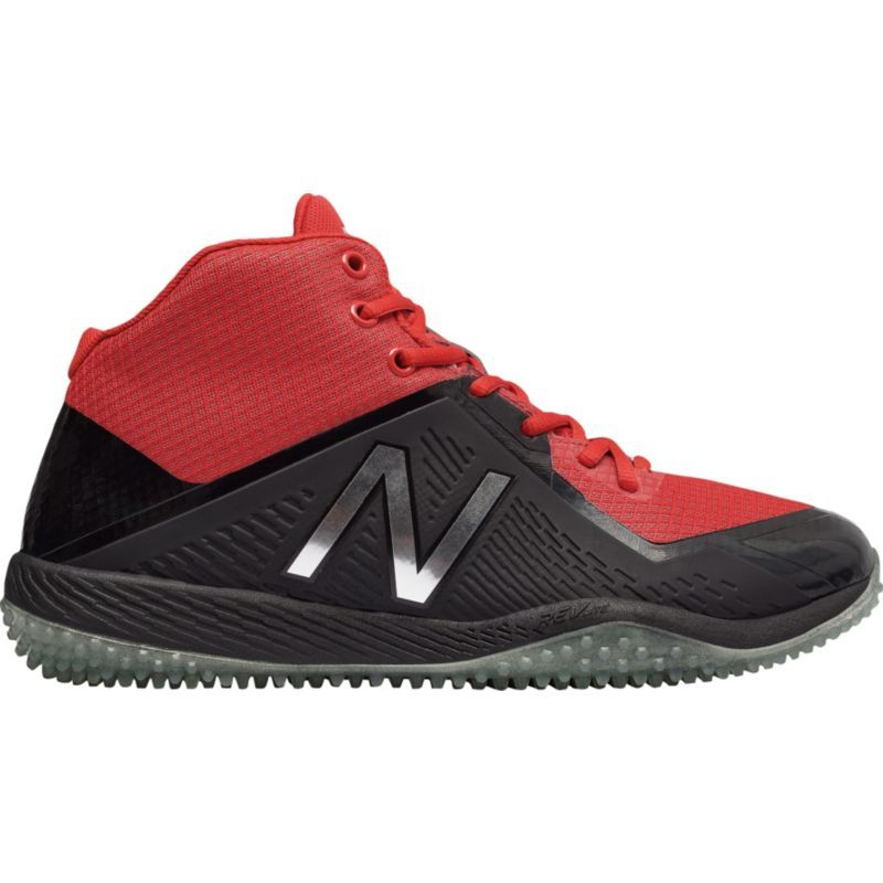 308215708be91 New Balance Men's All Out 4040 Stance Turf Baseball Trainers, Black ...