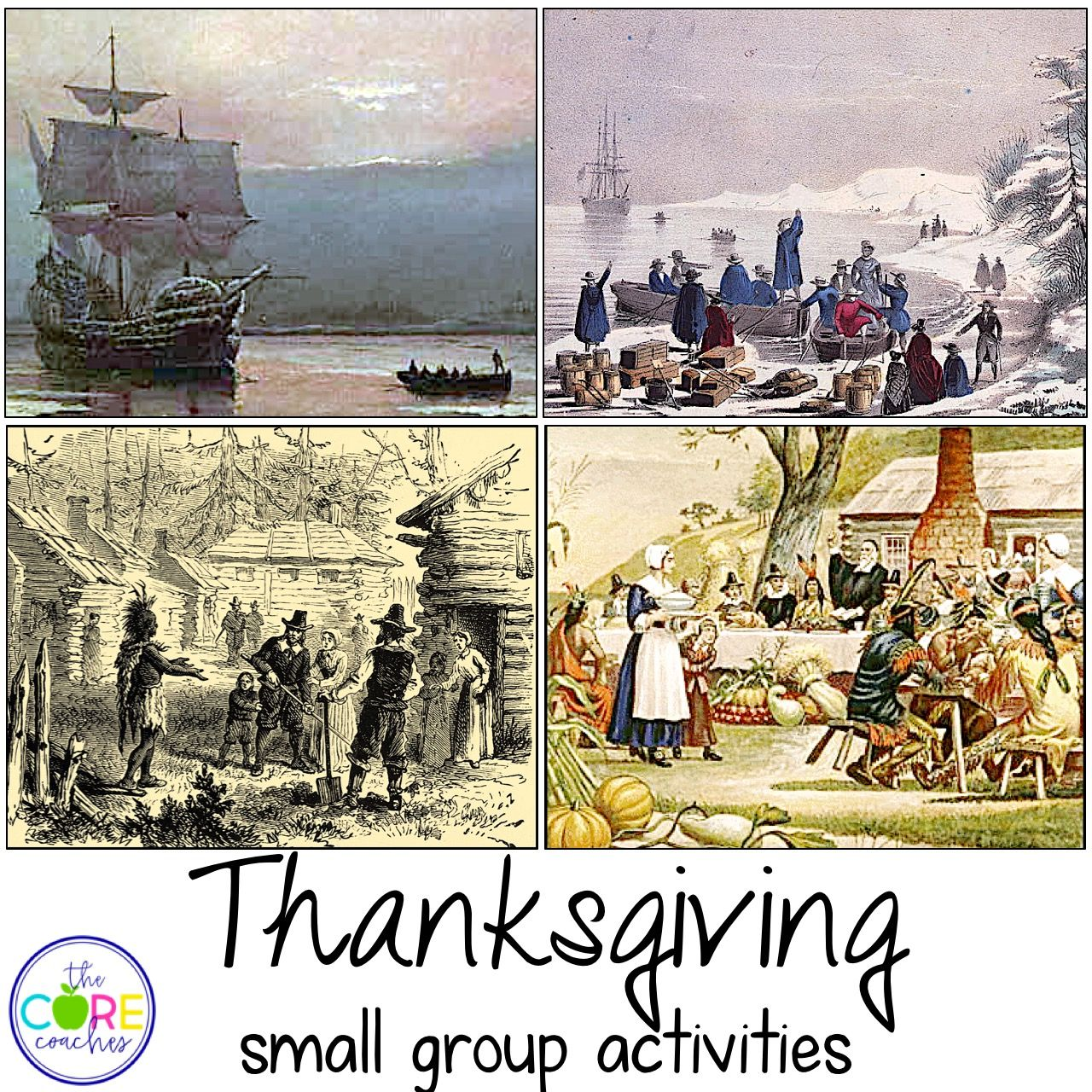Teaching Thanksgiving Through Interactive Lessons For