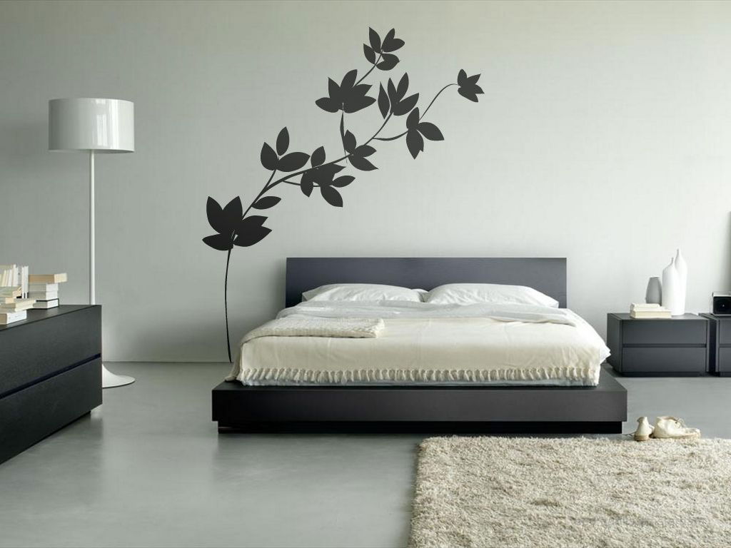 Modern Vinyl Wall Art Pin By Srinivas Vennela On Mauveprints Bedroom Wall