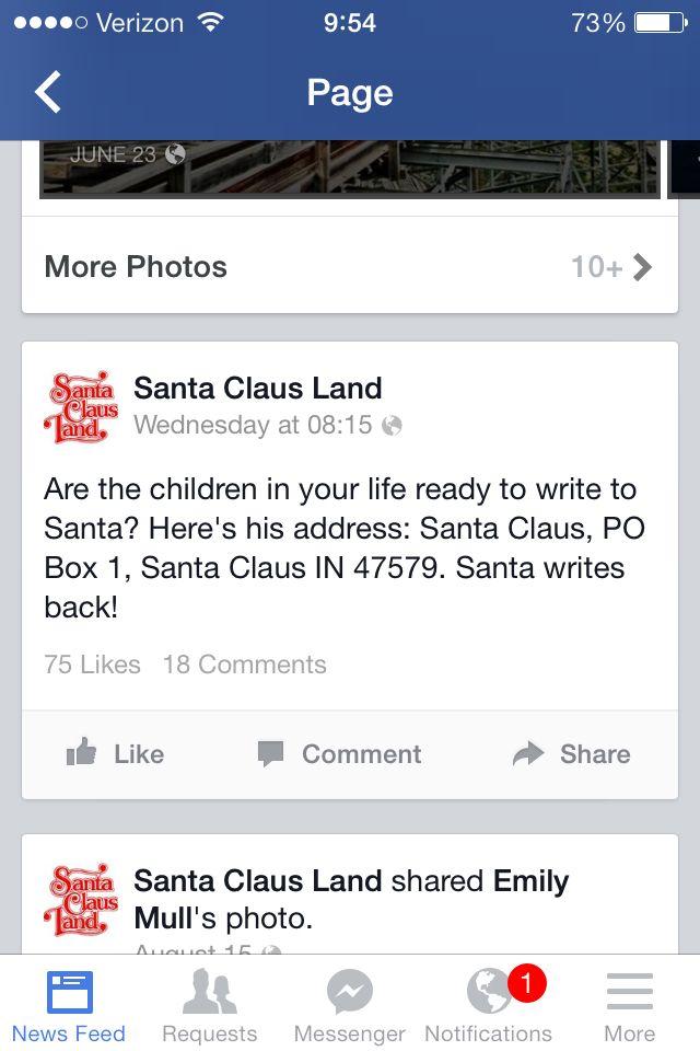Have The Kids Send Santa A Letter Santa Writes Back  Christmas