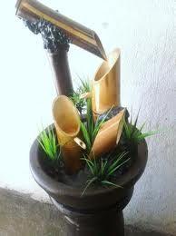 Fuentes de agua con bambu buscar con google detalles - Fuentes de agua para interiores ...
