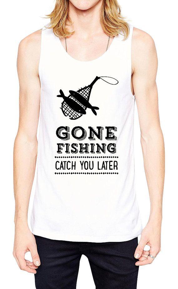 Fishing Tank Top Fish Lover Shirt Outdoor Hobbies Fishing Gifts For ...