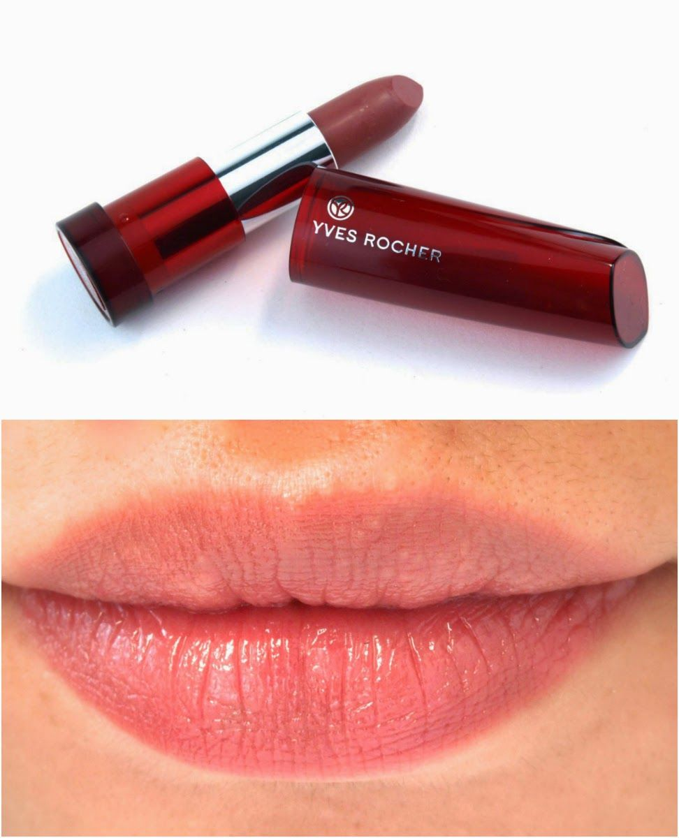 Assez Yves Rocher Sheer Botanical Lipsticks: Review and Swatches 12  DI84