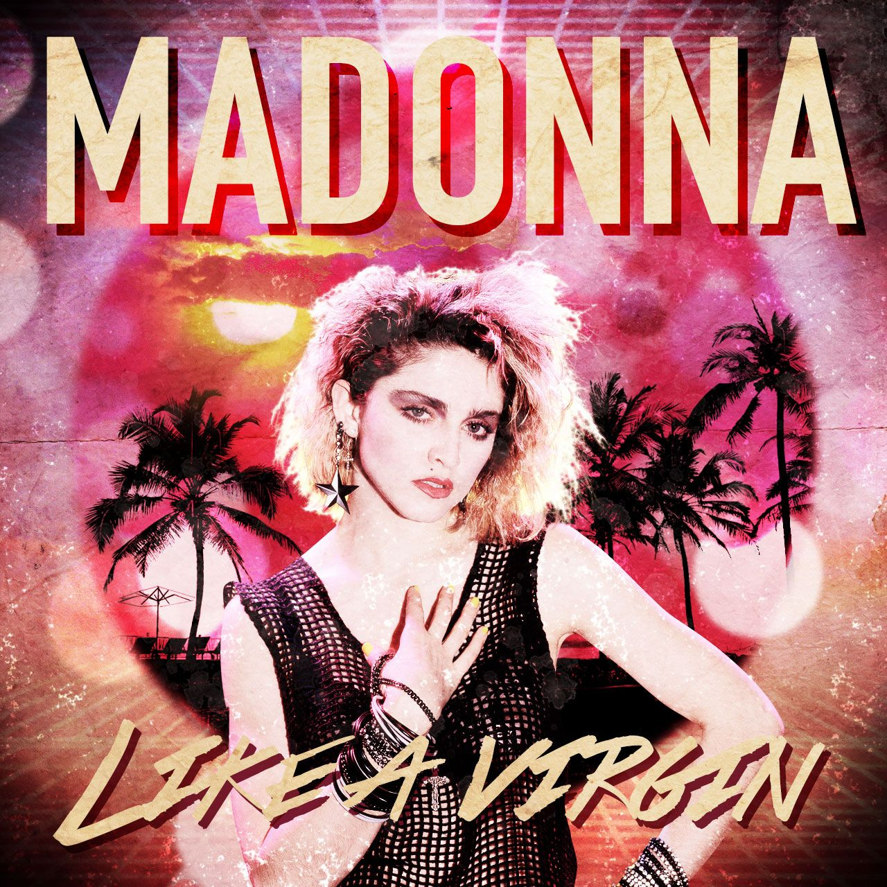 Madonna Like A Virgin That Was Fun To Do I Immersed Myself