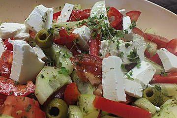 Griechischer Salat Viniferia Art von Viniferia | Chefkoch