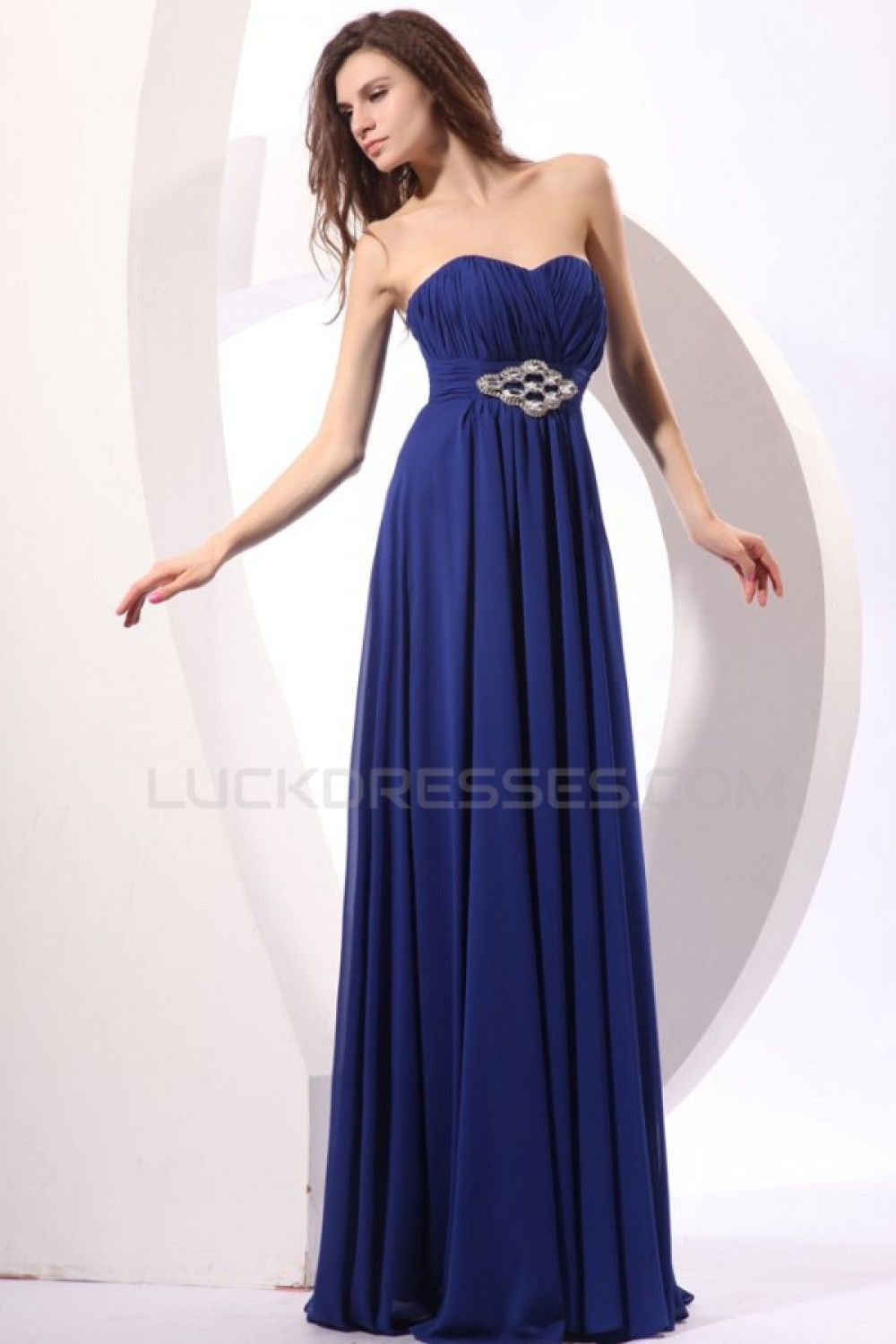 Blue chiffon prom evening formal party dressesmaternity evening long blue chiffon prom evening formal party dressesmaternity evening dresses ed010045 ombrellifo Gallery