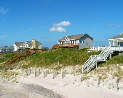 Best 25 North Carolina Beach Rentals Ideas On Pinterest