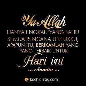 Gambar DP BBM Kata Kata Doa Islami 9  11  Islam Kutipan