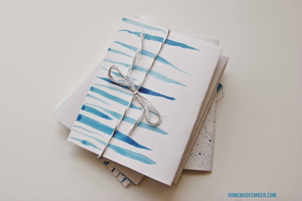 Tutorial Make Your Own Set Of Watercolor Cards Watercolor Cards