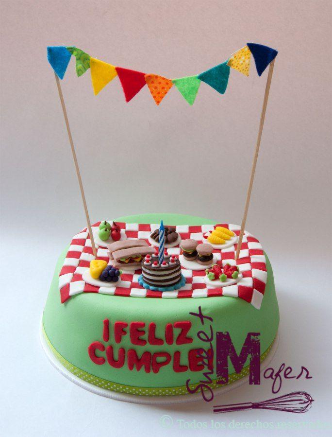 cumpleaños picnic para niños en medellin
