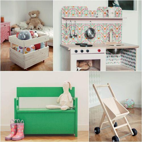 Muebles infantiles a medida de Picapino Muebles infantiles