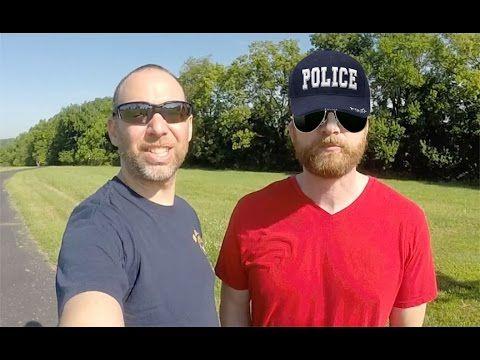 The Police Make Me Run