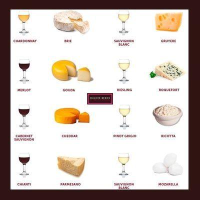 Como acompañar un buen queso con vino