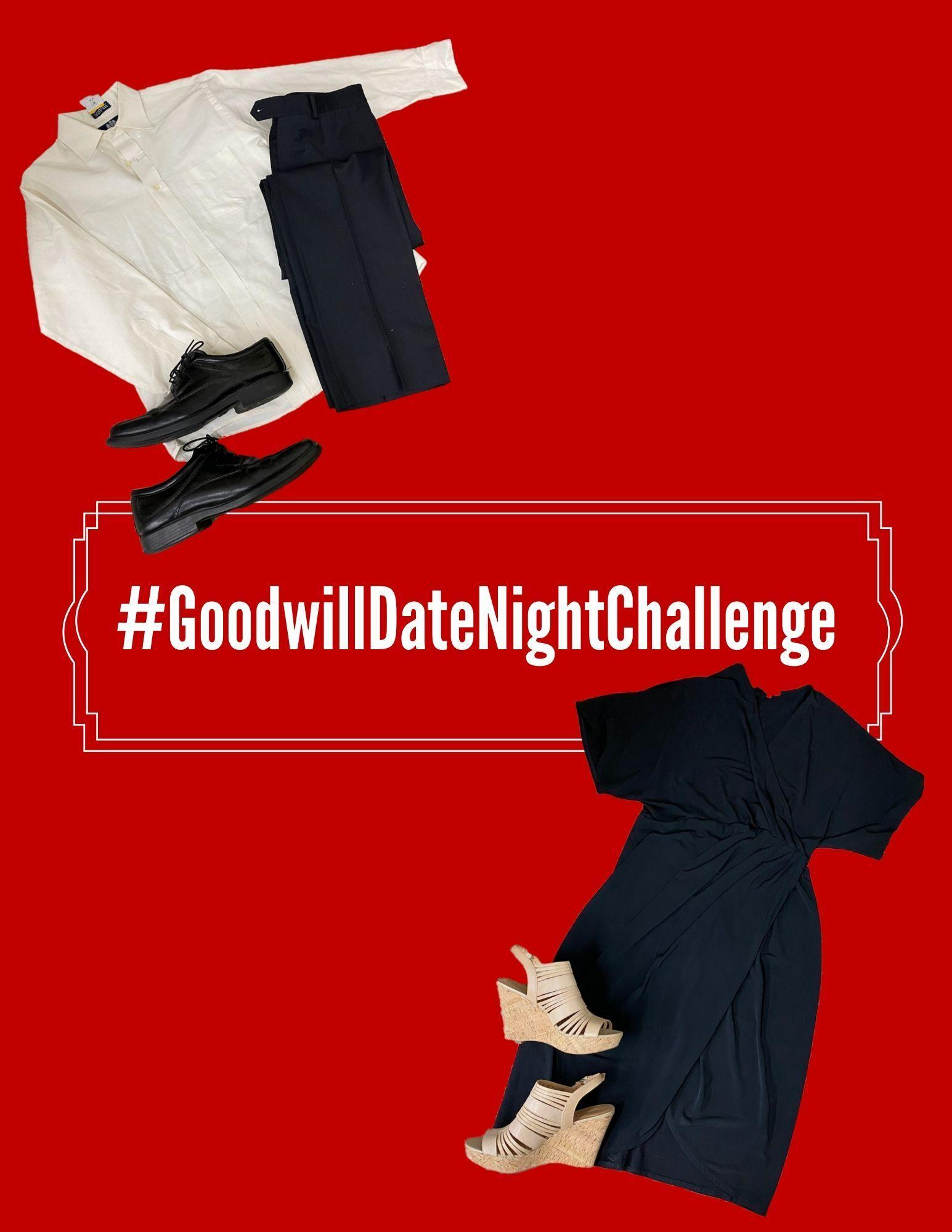 Goodwill Date Night Challengechallenge