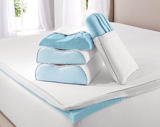 sleep number coolfit foam contour