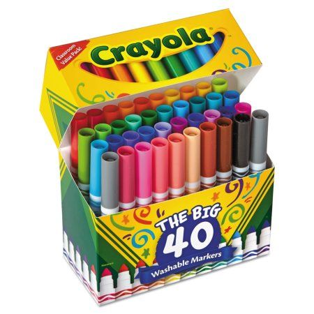 Arts Crafts Sewing Crayola Pens Crayola Art Crayola