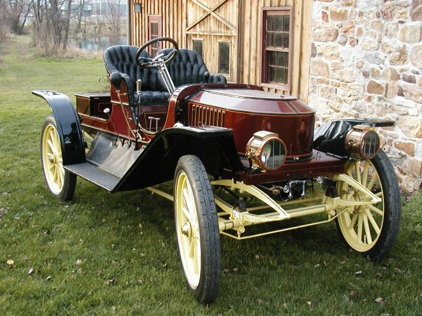 1909 Stanley model R - (Stanley Motor Carriage Company, Newton ...