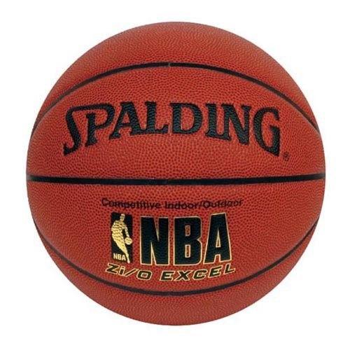 Spalding Zi O Excel Basketball Size 7 Basketball Ball Indoor Basketball Hoop Basketball
