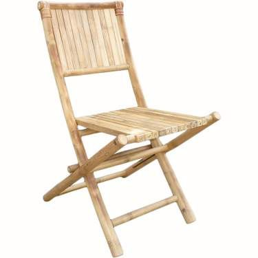 decoration fine bamboo folding chairs table chairs rental chair