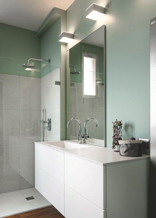 Rénovation petite salle de bains avec baignoire | Salle de ...