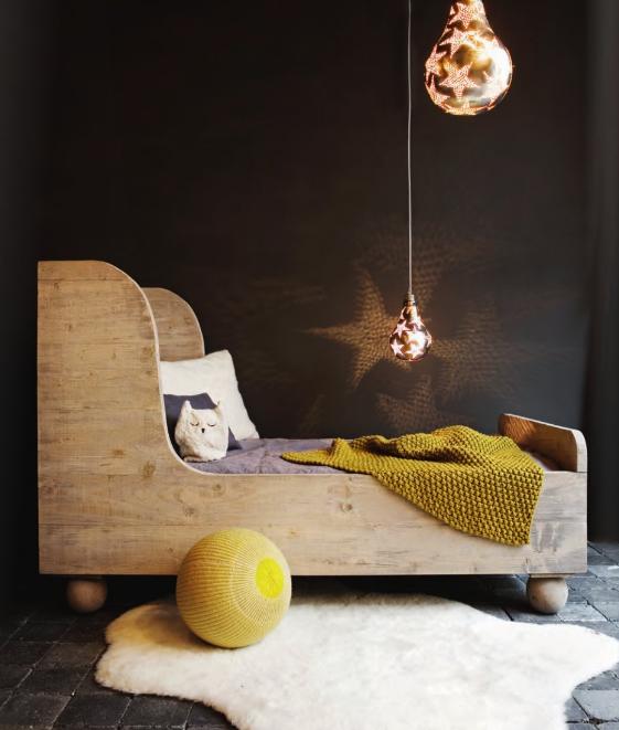 cute kid bed