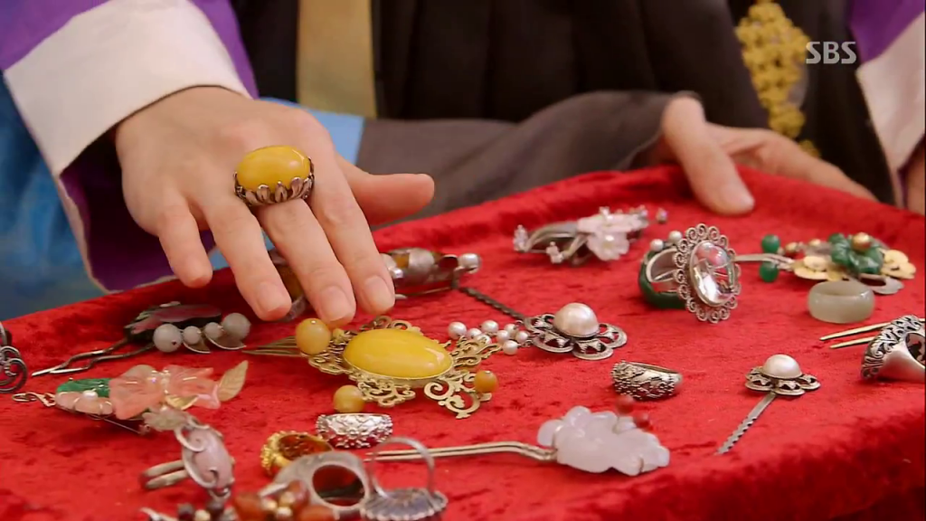 THE JOSEON FASHION SHOW – JEWELRY & ORNAMENTS SPECIAL EDITION PART 11 – RINGS | Feedingmyprocrastination