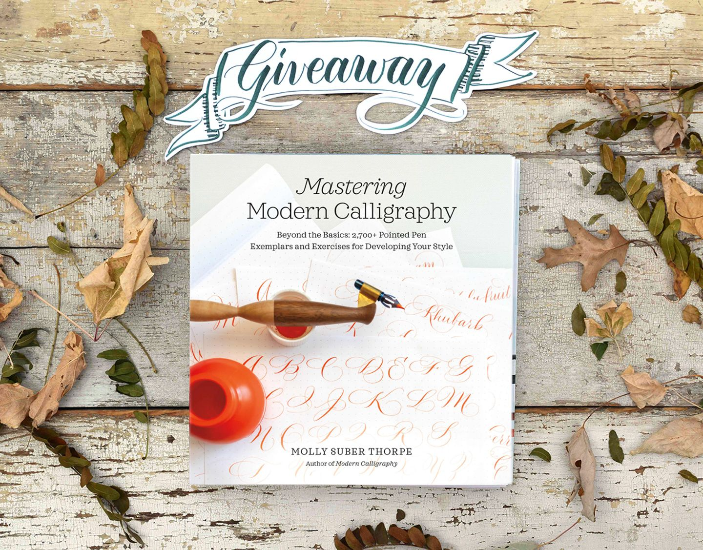 Mastering Modern Calligraphy Book Review