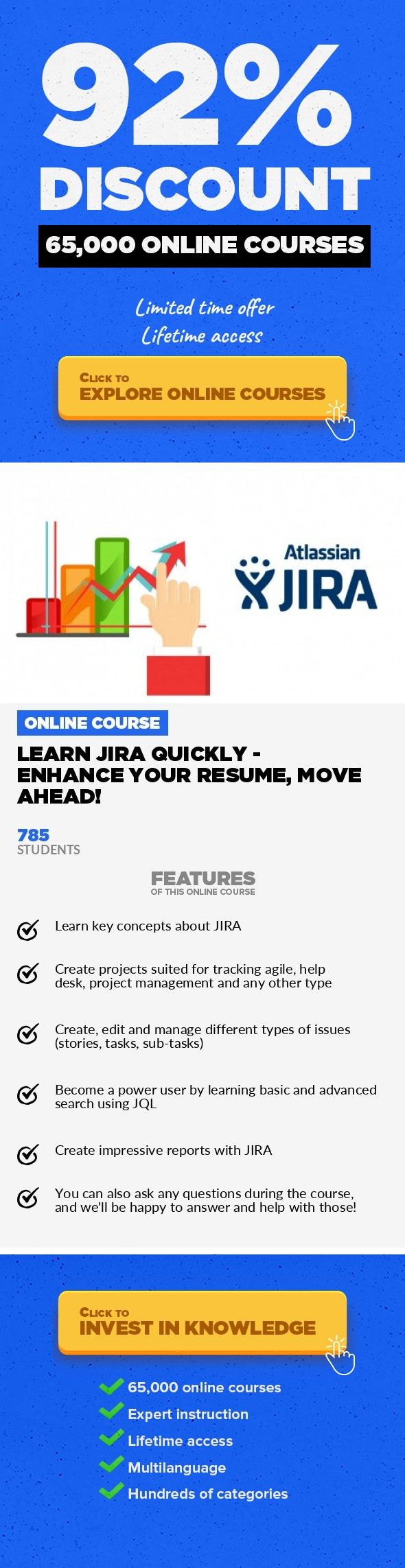 learn jira quickly enhance your resume move ahead development