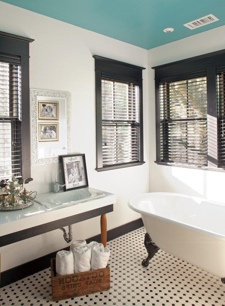 Image result for white walls black trim | Black Woodwork | Pinterest ...