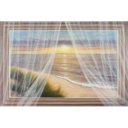 Framed Warm Breeze Canvas Art Diane Romanello 20 X 28