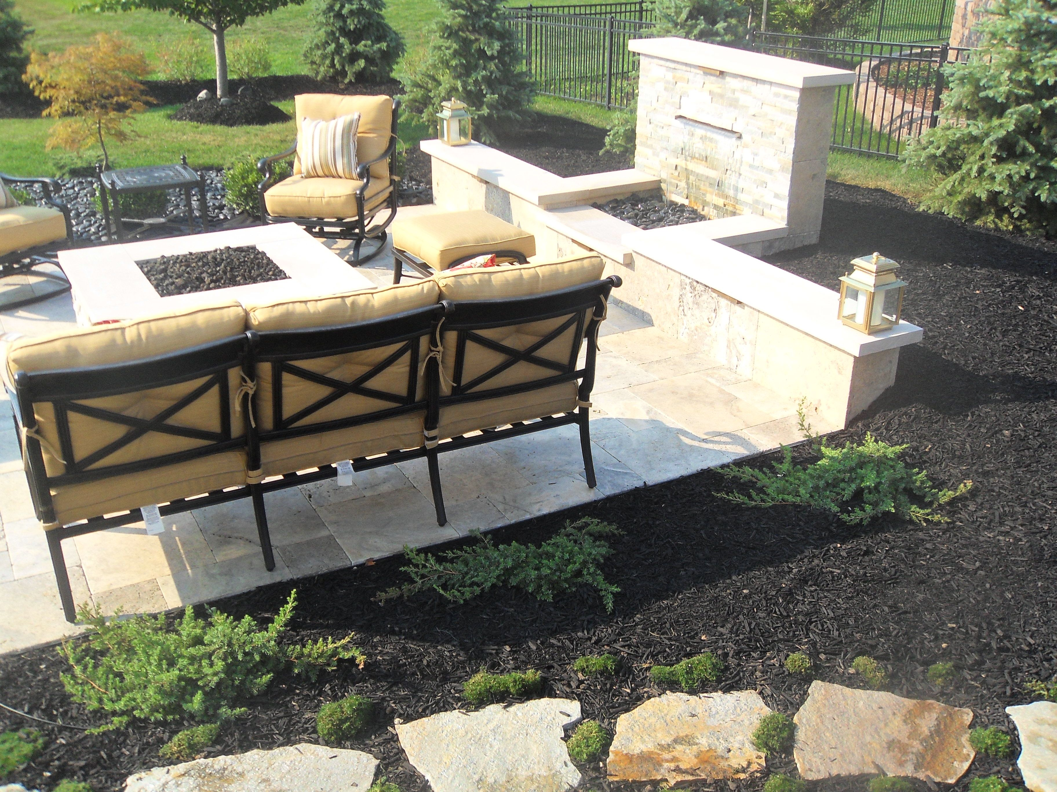 Travertine patio | Patio remodel, Patio on Travertine Patio Ideas id=95730