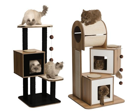 New Vesper Modern Cat Furniture From Hagen Coming Soon