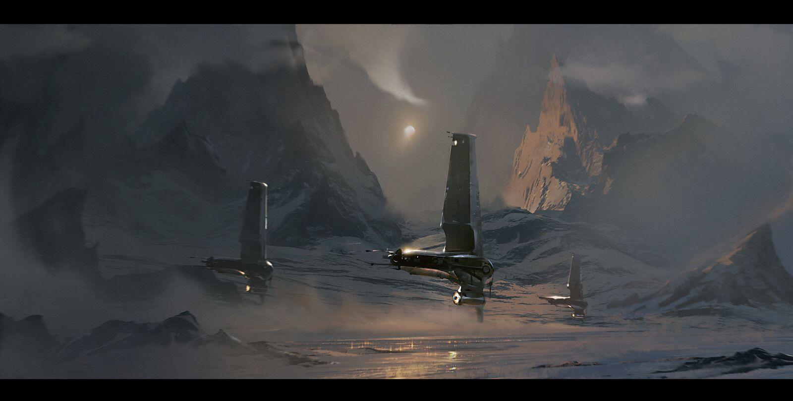 Tactical group., Konstantin Radchikov on ArtStation at