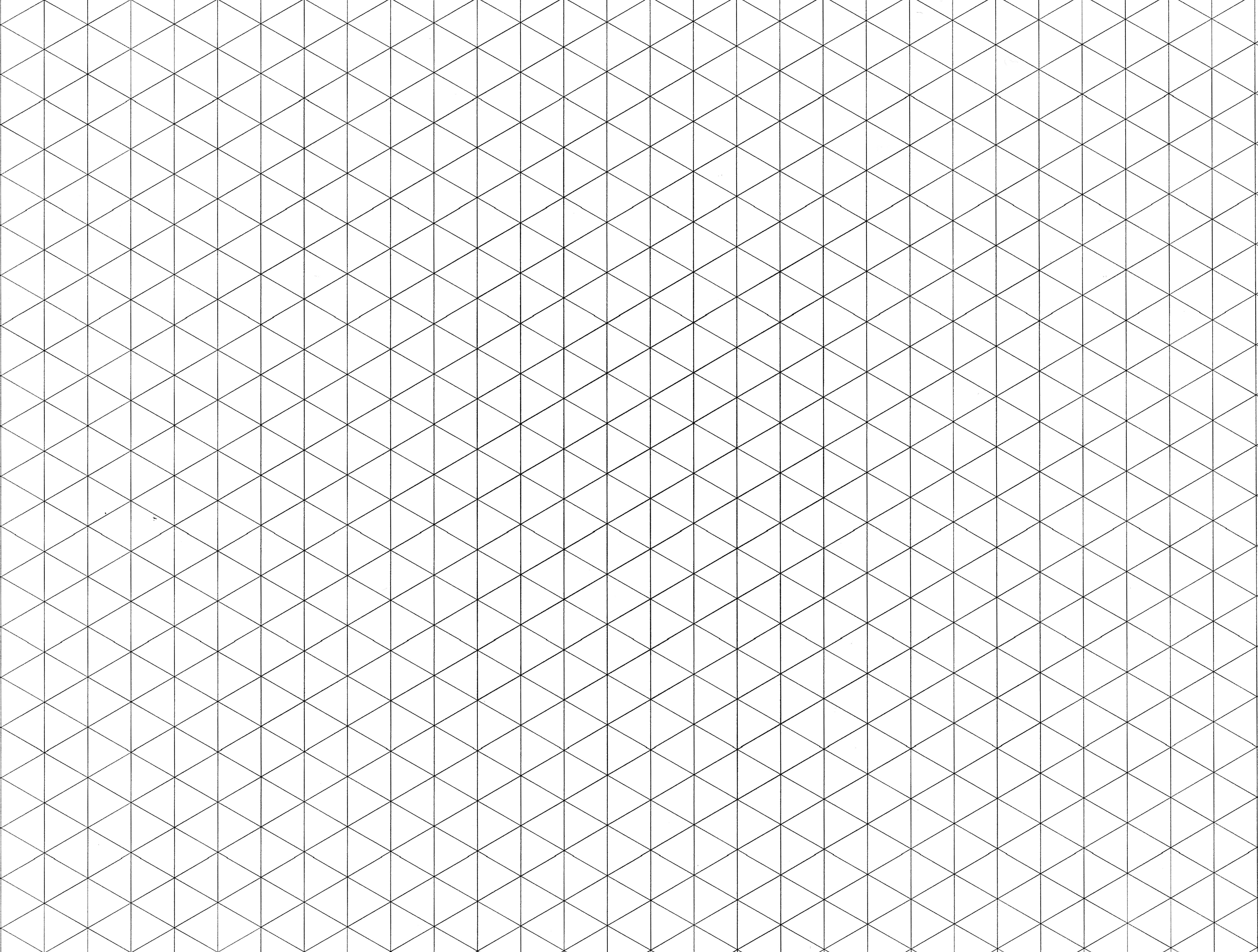 Unique Printable isometric Paper #exceltemplate #xls #