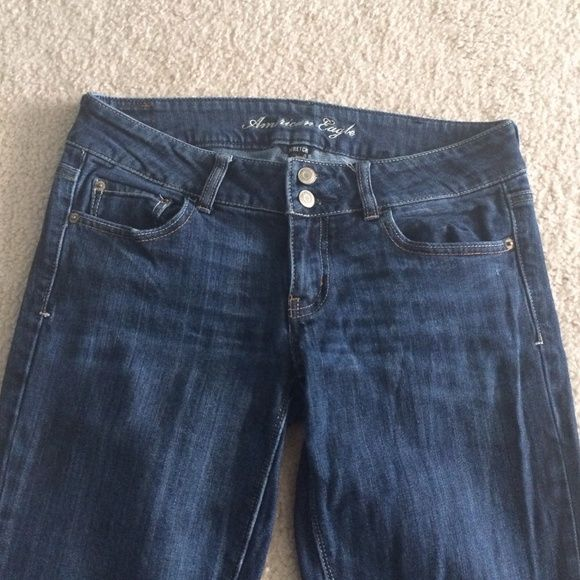 American eagle boot cut artist jeans Good condition American Eagle Outfitters Pants Boot Cut & Flare