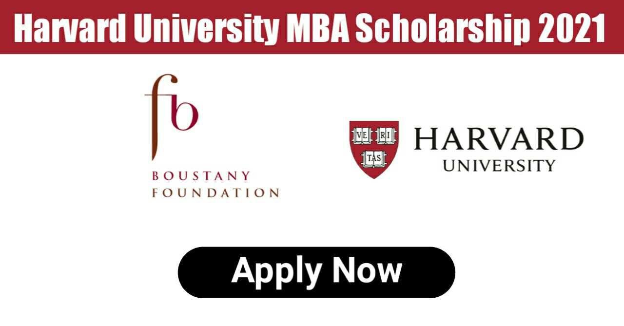 Full Tuition Harvard University Scholarships For International Students 2021